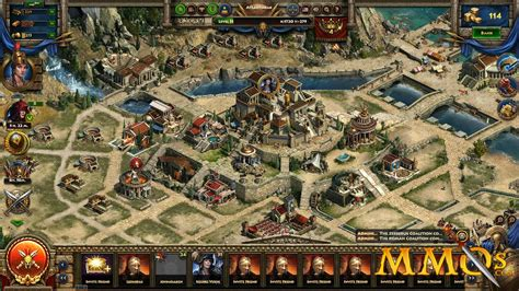 Sparta: War of Empires Game Review