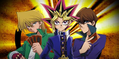 15 Things You Didn't Know About Yugioh!  Screen Rant