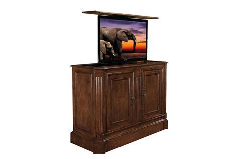 tv lift cabinets custom tv lift tv lift cabinet cabinet 173 tronix