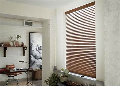Window Office Treatments Blinds Wood Commercial Everwood