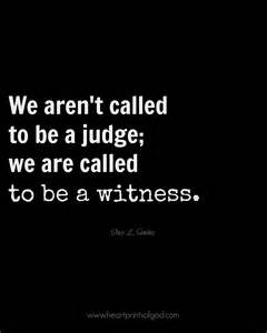 Quotes About Jehovah Witness