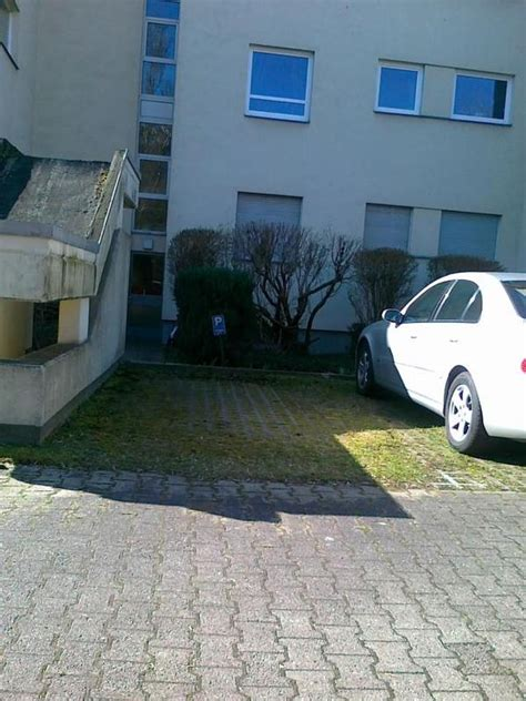 Pkwstellplatz In Berlinspandau, Blumenstr 57