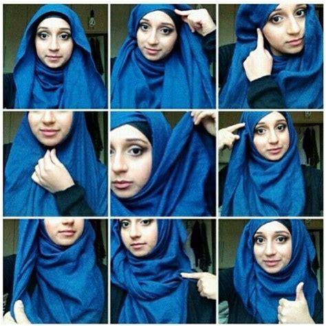 learn   wear  pashmina shawl hijab hijabiworld