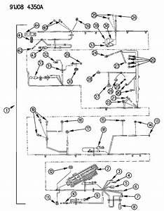 1992 Jeep Cherokee Wiring - Headlamp To Dash