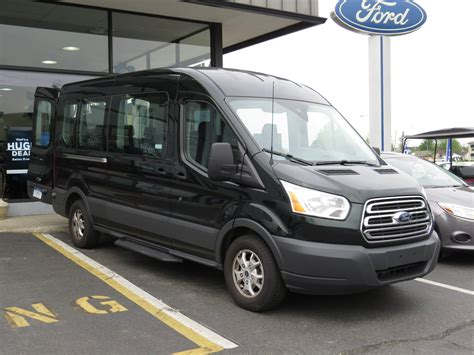 ford transit 2015 2015 ford transit the bigger better turbocharged