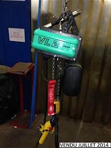 Palan A Chaine 500 Kg : chariot palan verlinde cha ne 500 kg ~ Melissatoandfro.com Idées de Décoration