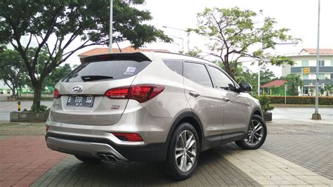 Gambar Mobil Hyundai Santa Fe by Hyundai Santa Fe Facelift Indonesia Autonetmagz
