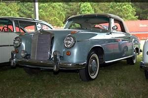 Mercedes 220 Coupe : 1959 mercedes benz 220s 220 s ponton conceptcarz ~ Gottalentnigeria.com Avis de Voitures