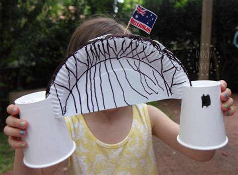 sydney harbour bridge craft danya banya 382 | Sydney Harbour Bridge craft for preschool