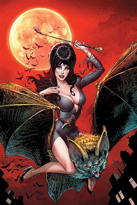 dynamite elvira mistress   dark