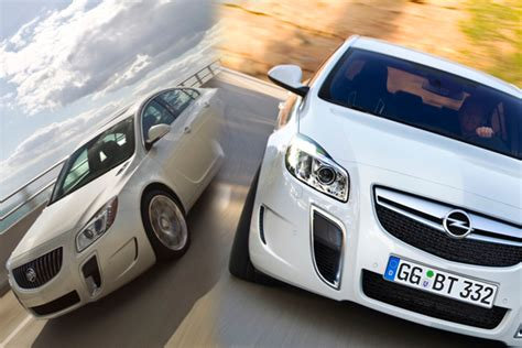vauxhall buick general motors solidifies plan to unify opel vauxhall with