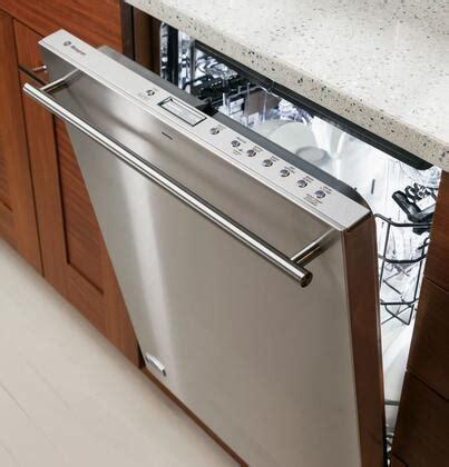 ge monogram zdtspfss   built  fully integrated dishwasher   place settings