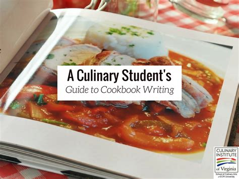 Culinary Arts Essay  Ivoiregion A Culinary Arts Students Guide To Cookbook Writing