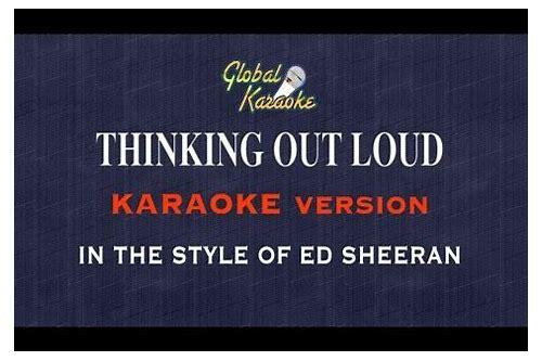 dividir baixar ed sheeran thinking out loud