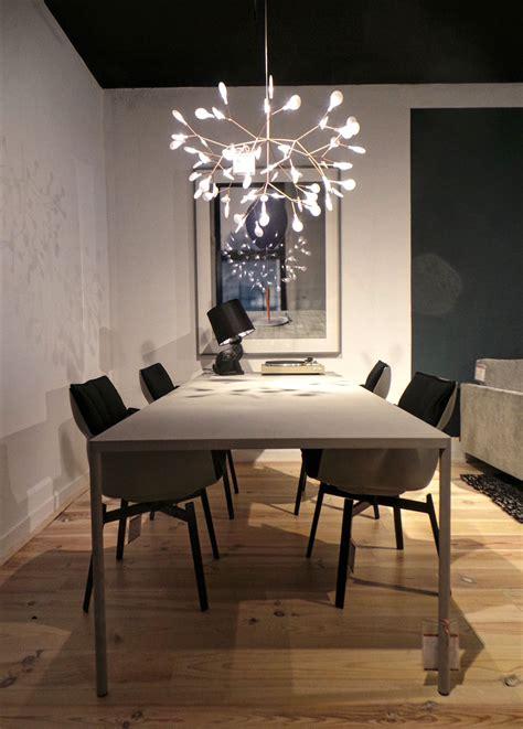B&B Italia chair, MDF table, MOOOI table lamp