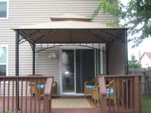 awesome idea   temporary awning   deck
