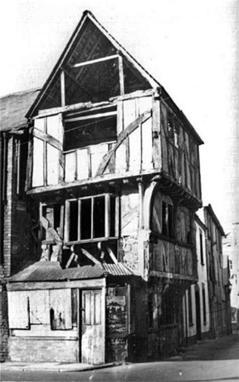 century tudor building  moved