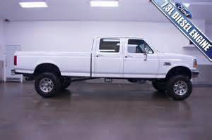 1997 Ford F 250 Powerstroke Diesel Lifted