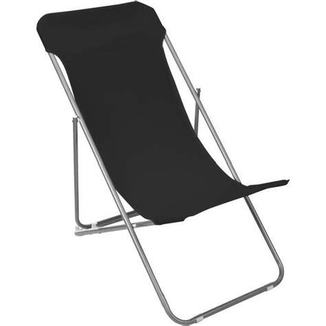 chaise pliable pas cher transat chilienne pas cher