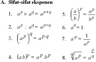 contoh soal fungsi eksponensial helmi kediris