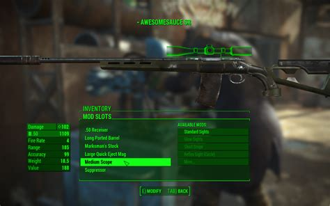 fallout  tip dont  scope  gun  truth