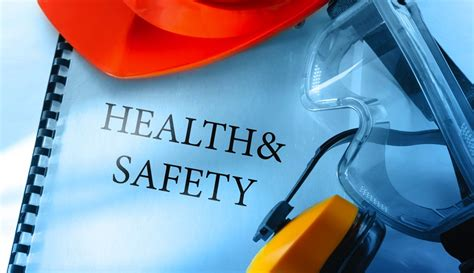 Five reasons to sort your health and safety plan today ...