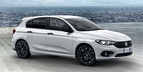 fiat tipo berline street offres  promotions fiat