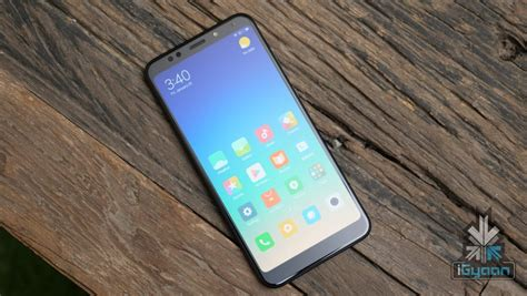 lcd note 5 xioami redmi 5 plus unboxing and overview igyaan