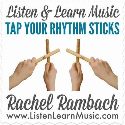 Sticks Rhythm Tap Songs Children Listenlearnmusic Song