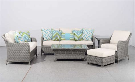 Loveseat Lounge by South Sea Rattan Mayfair Wicker Sofa 77803