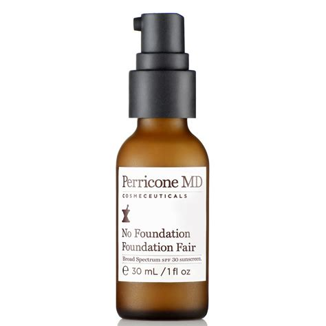 perricone md no foundation foundation fair free shipping lookfantastic