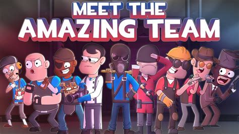 Meet The Amazing Team (full Series) Youtube