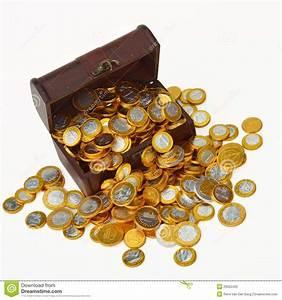 Cofre del tesoro foto de archivo Imagen de económico 29922420