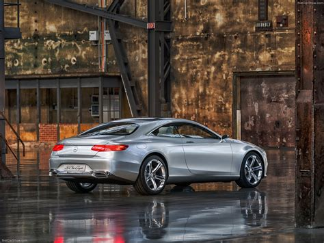 Mercedes-Benz S-Class Coupe Concept picture # 17 of 60 ...