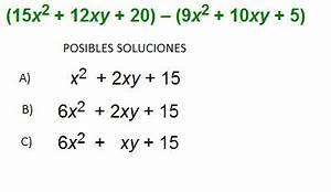suma y resta de monomios y polinomios   Quiz