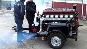 Russian V-12 Diesel Tank Engine Part 2