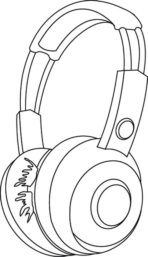 coloriage de cuisine casque audio dory fr coloriages