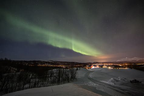 best places to spot the northern lights