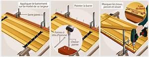 Barre De Volet : fabriquer des volets ooreka ~ Melissatoandfro.com Idées de Décoration
