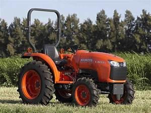 Kubota L3200 Hst Tractor Specs