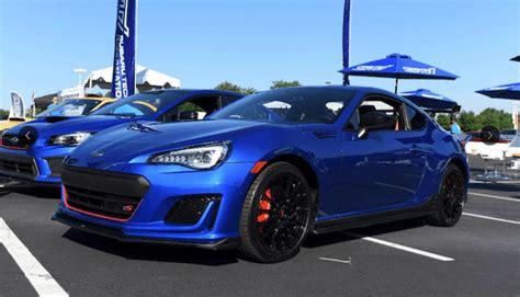 2018 Subaru Brz Pricing Announced; Brz Ts, 50th