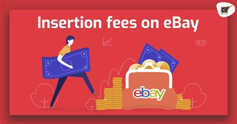 ebay insertion fees   youre charged