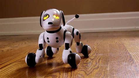 Découvrez Zoomer ! Un Robot Chien Bluffant De Réalisme