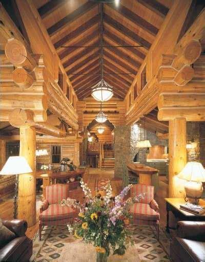 cabin decor ideas living with beautiful lights log