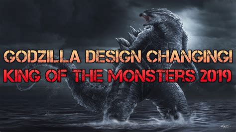 Godzilla 2 News! Godzilla Design Change Confirmed! More