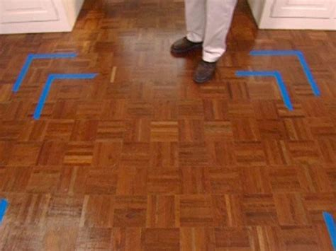 How to Install a Mixed Media Floor   how tos   DIY