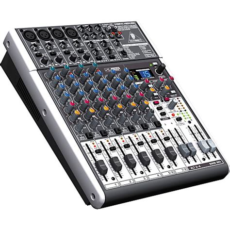 Behringer Xenyx Xusb Usb Mixer With Effects Musician