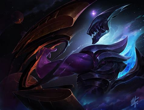 dark star thresh lol wallpapers