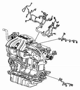 2005 Chrysler Town  U0026 Country Wiring  Transmission Jumper