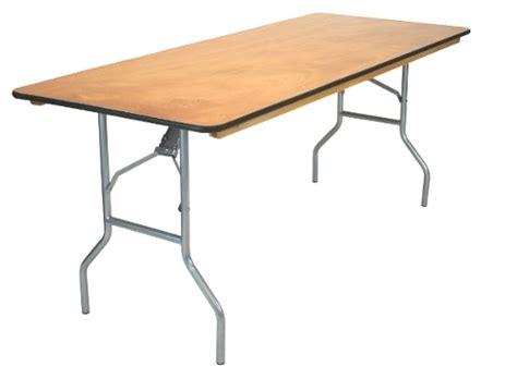 6 foot wood table 6 foot 30x72 plywood folding table btp3072 wood